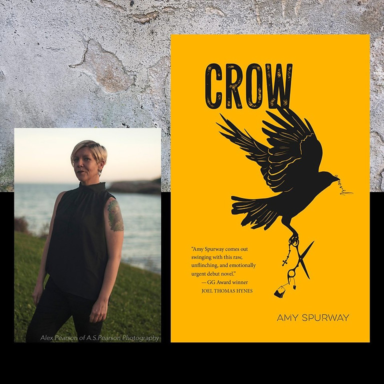 Crow Lands in CB...Again!