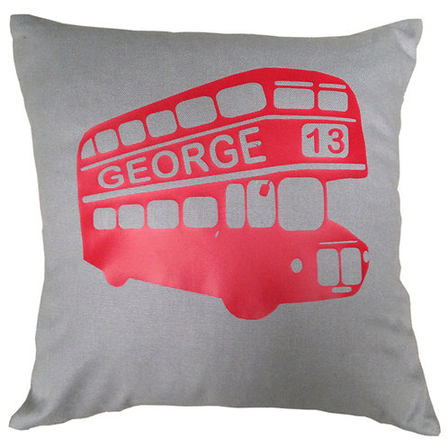 Personalised BUS Cushion
