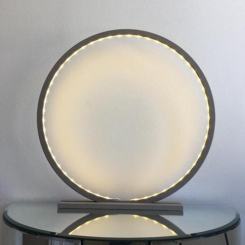 Coloured wood - LED Lamp 60 cm