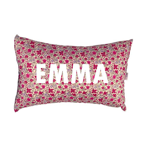 Personalised Liberty Meadow Cushion