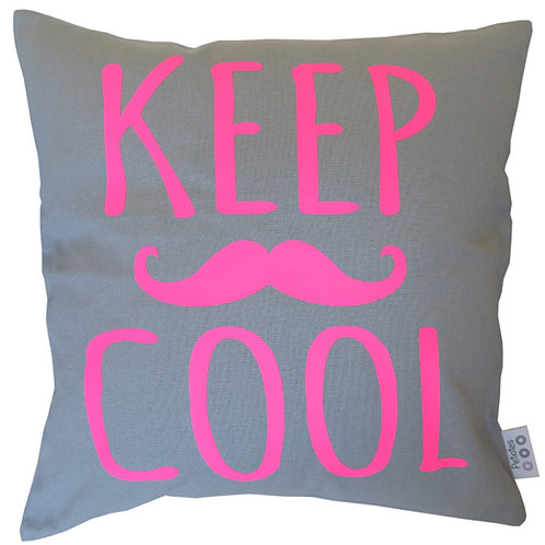 Personalised KEEP COOL Cushion