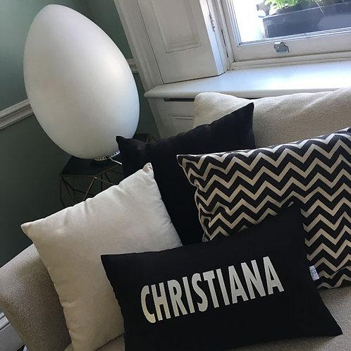 Personalised CLASSIC GIRLS' Cushion