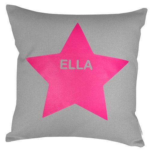 Personalised STAR Cushion