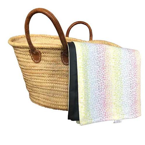 Picnic Blanket RAINBOW LEOPARD