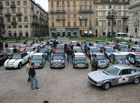 Just a few short days until we kick off the Italian Job 2011