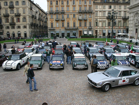 Just a few short days until we kick off the Italian Job 2011