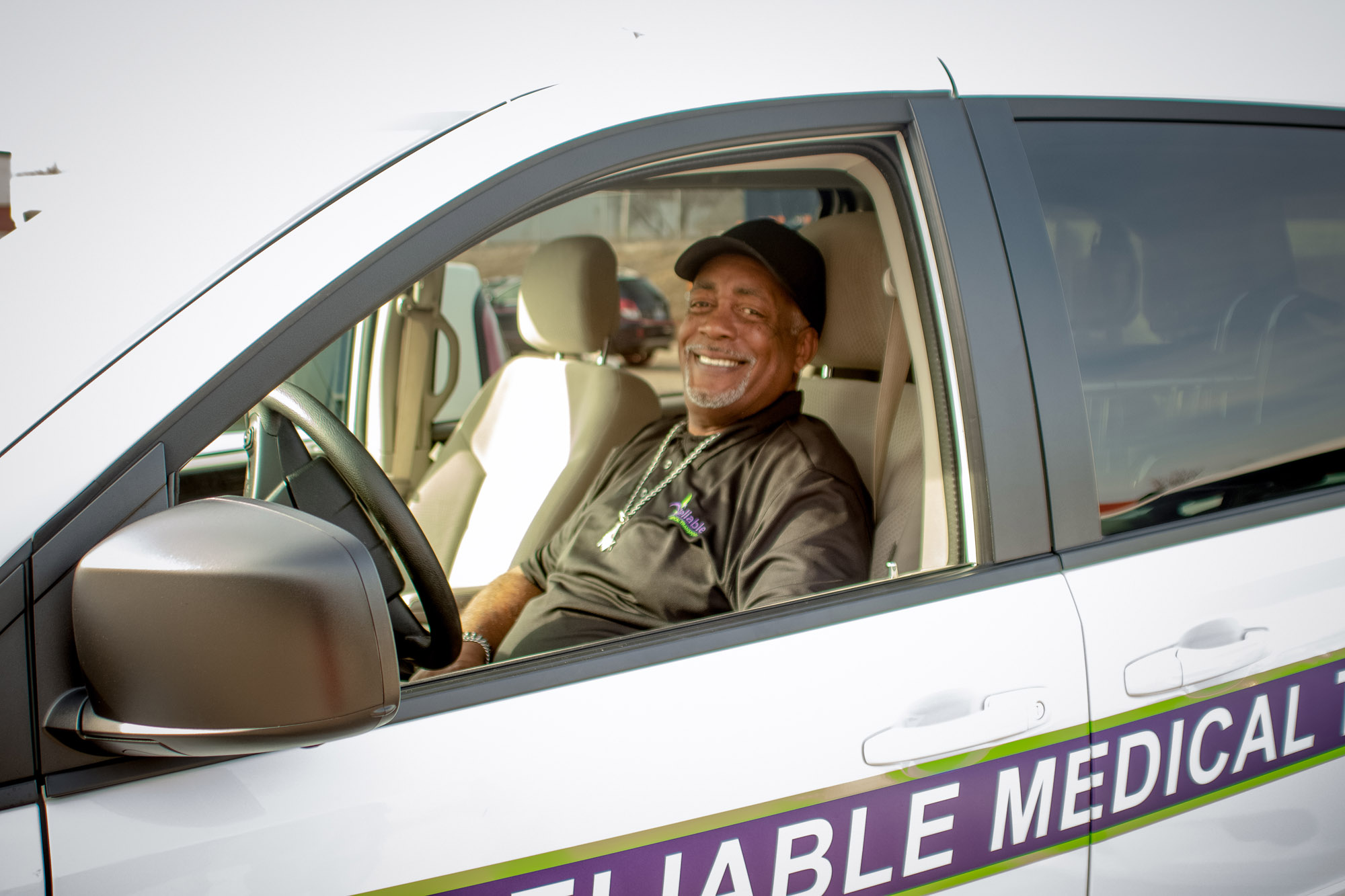 Reliable Medical Transport Driver