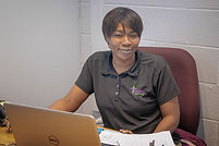 Latosha Gibbs, dispatcher, Reliable Medical Transport