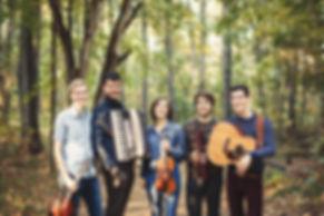 Pumpkin Bread Band, Pumpkin Bread Music, Steven Manwaring, Jackson Clawson, Maura Shawn Scanlin, Aidan Scrimgeour, Conor Hearn