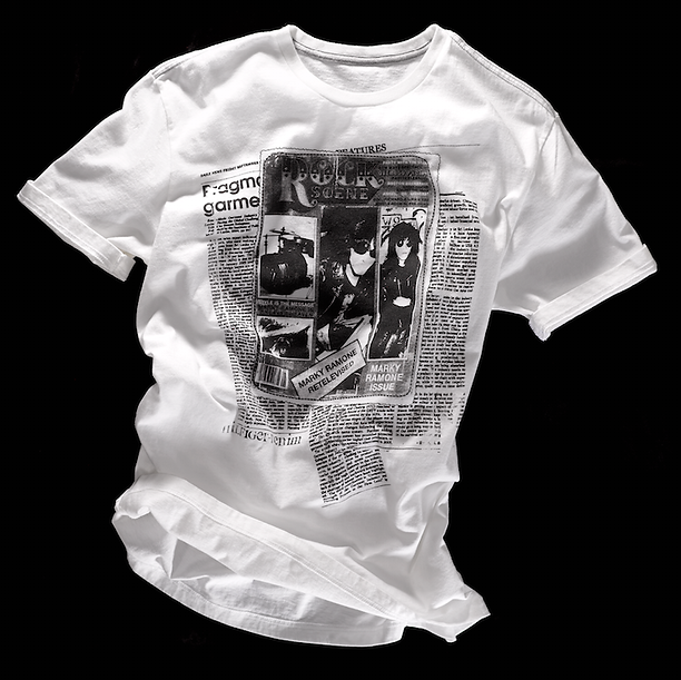 Marky Ramone white T .png