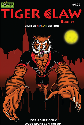 Tiger Claw Oneshot Cover.png