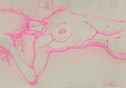 Наташа в розовом цвете