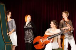 Julia Wesely - Ensemble Fioretto