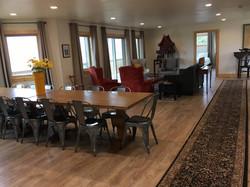Inside Spruce home