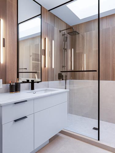 Point Grey - Master Bathroom (20