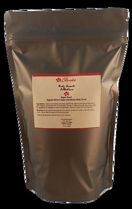 Organic Brown Sugar and Honey Body Scrub