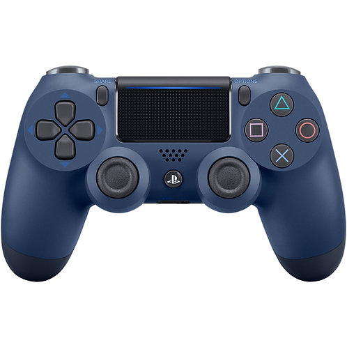Sony PS4 Dual Shock Wireless Controller Midnite Blue