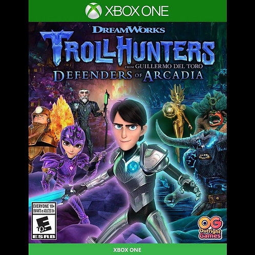 Trollhunters: Defenders of Arcadia - Xbox One
