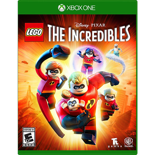 LEGO The Incredibles - For Xbox One