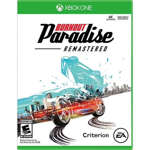 Burnout Paradise: Remastered For - Xbox One