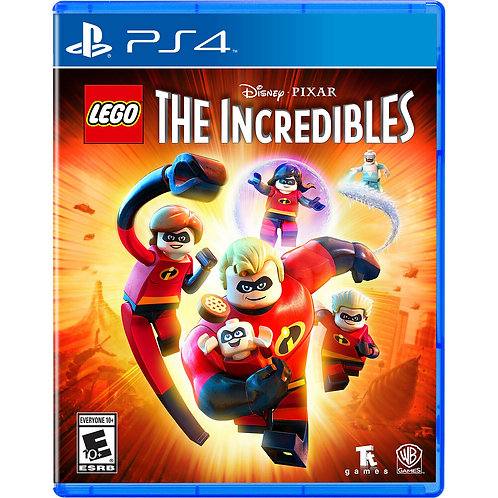 LEGO The Incredibles - For PS4