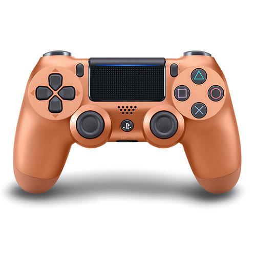 Sony PS4 Dual Shock Wireless Metallic Controller Copper