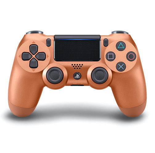 Sony PS4 Dual Shock Wireless Controller Metallic Copper