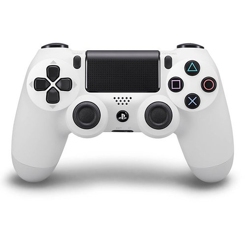 Sony PS4 Dual Shock Wireless Controller Glacier White