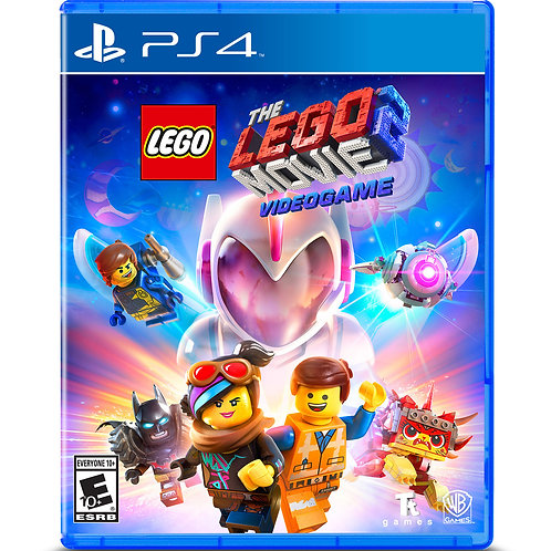 The LEGO Movie 2 Videogame - For PS4