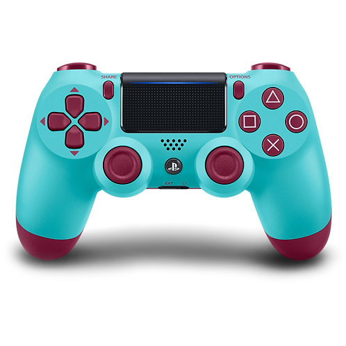 Sony PS4 Dual Shock Wireless Controller Blue Berry