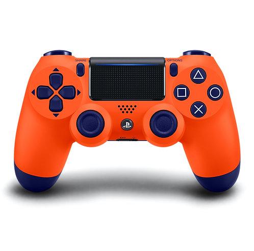 Sony PS4 Dual Shock Wireless Controller Sunset Orange