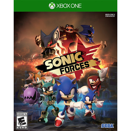 Sonic Forces - For Xbox One