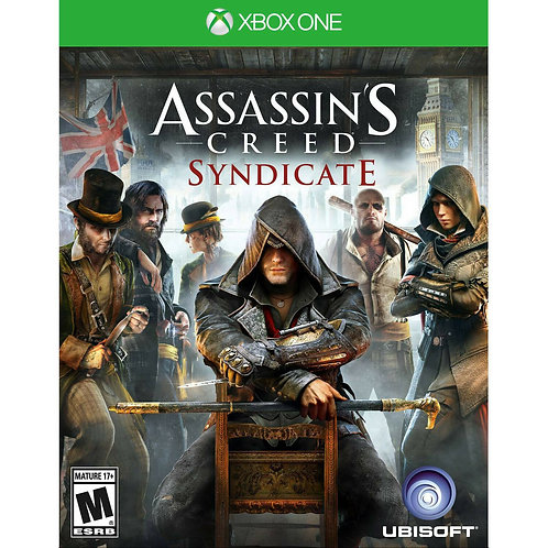 Assassin's Creed: Syndicate - For Xbox One