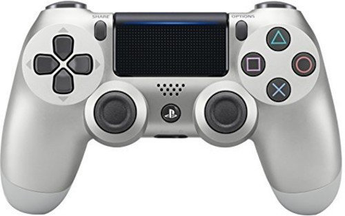 Sony PS4 Dual Shock Wireless Controller Silver Color