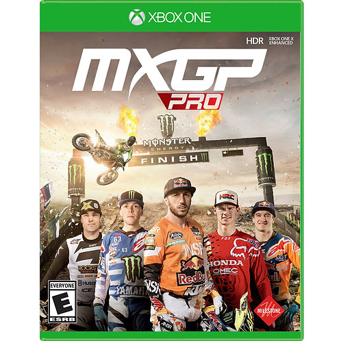 MXGP Pro (Bilingual - English/French) - For Xbox One