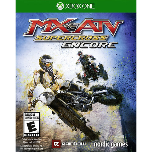 MX vs. ATV Supercross Encore - For Xbox One