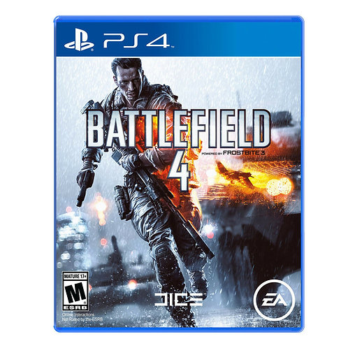 Battlefield 4 - For PS4