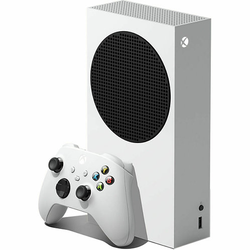Microsoft Xbox Series S | 512GB SSD HDR Gaming Console + Controller *XBOXSERIESS