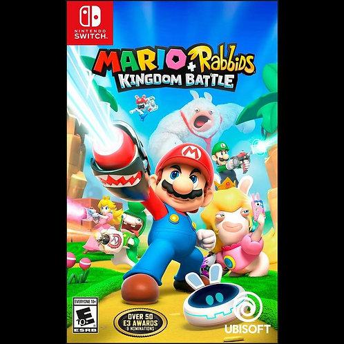 Mario Plus Rabbids Kingdom Battle For Nintendo Switch
