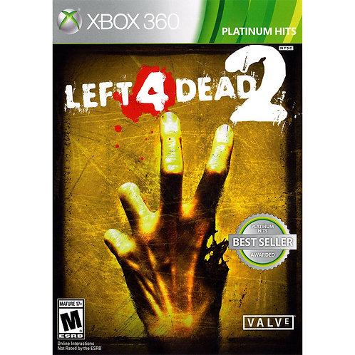 Left 4 Dead 2 - Platinum Hits Xbox 360