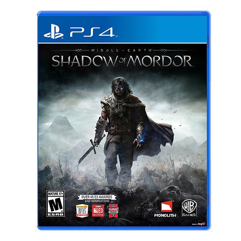 Middle-Earth: Shadow of Mordor - For PS4