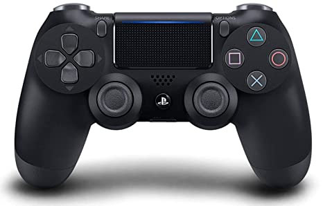 Sony PS4 Dual Shock Wireless Controller Jet Black