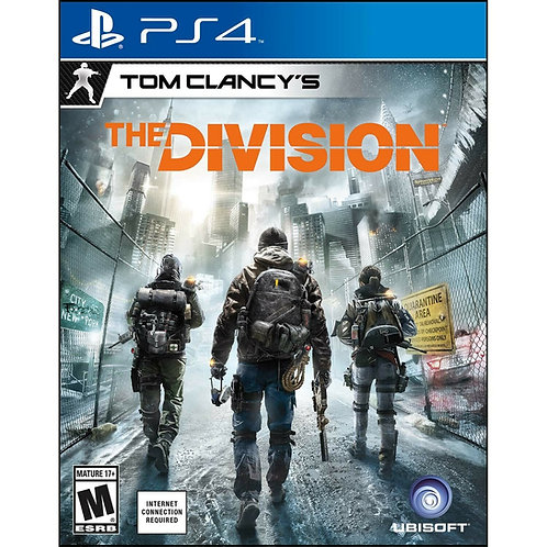 Tom Clancy's The Division - For PS4