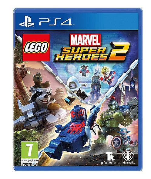 LEGO Marvel Super Heroes 2, Warner Bros, For Playstation 4