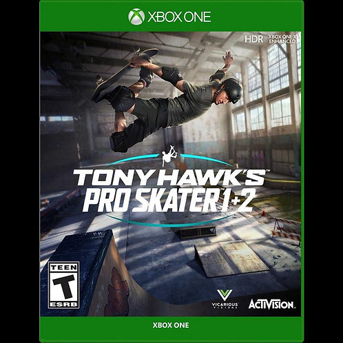 Tony Hawk's Pro Skater 1 and 2 For Xbox One