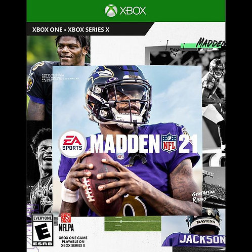 Madden NFL 21 - For Xbox One