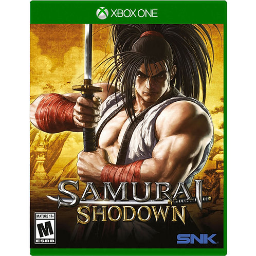 Samurai Shodown  For - Xbox One