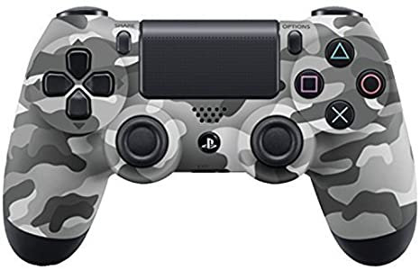 Sony PS4 Dual Shock Wireless Controller Artic Camo