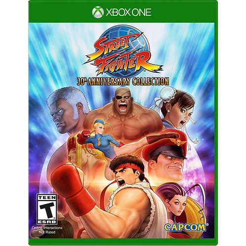 Street Fighter: 30th Anniversary Collection - For Xbox One