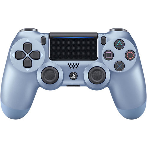 Sony PS4 Dual Shock Wireless Controller titanium blue